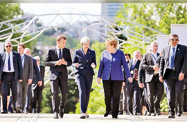 پیشنهاد اروپا برای پیشگیری از جنگ تجاری