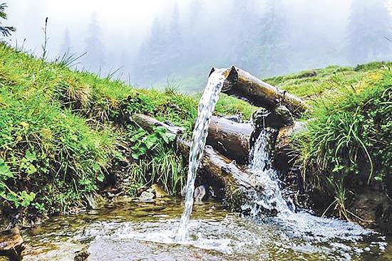 افت تراز آبهای زیرزمینی گلستان