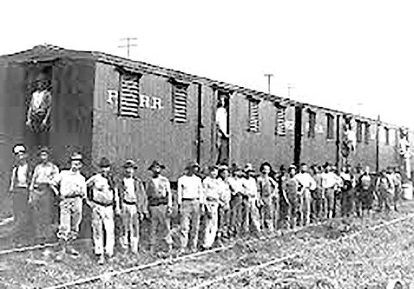 قطار خط پاناما