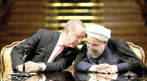 سه هـدف اردوغان از سفر به ایـران