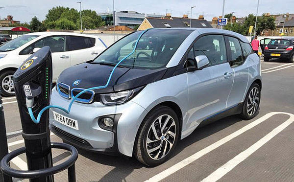 چشمانداز خودروهای برقی در اروپا