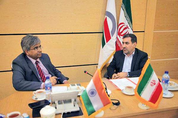 علاقهمندی هند به انتخاب مسیر ترانزیت از ایران