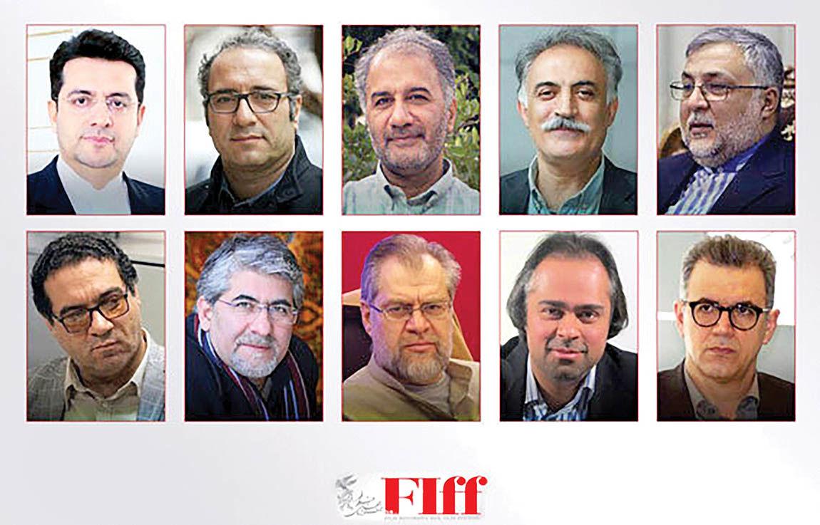 میرکریمی از جشنواره بینالمللی فیلم فجر رفت