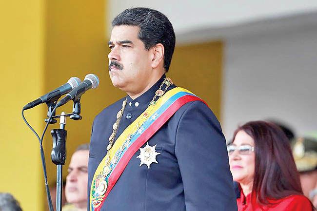 تاکتیک مادورو برای مدیریت بحران