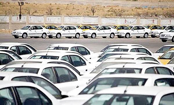 فروش و عرضه خودرو معطل قیمت