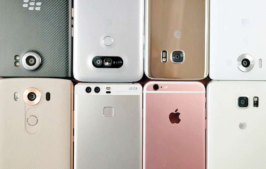 تازهترین موبایلها در ردههای مختلف