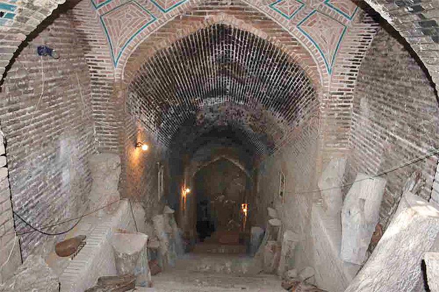 نگاهی به آب انبارهای تهران