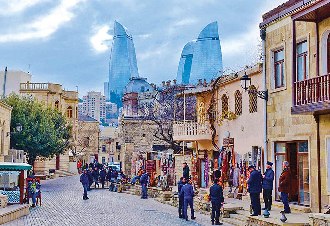 درباره کشور آذربایجان