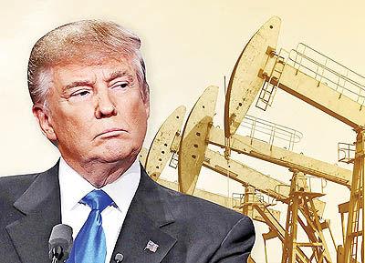 آدرس غلط ترامپ به بازار نفت