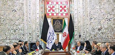توصیه لاریجانی به پارلمان پنجم پایتخت
