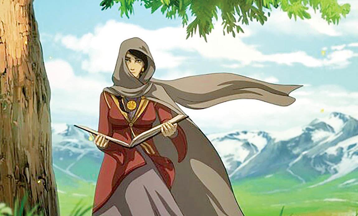 اکران انیمیشن سینمایی قصههای شاهنامه در 32 کشور جهان