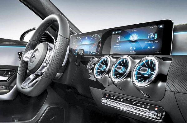 داشبورد هوشمند خودرو