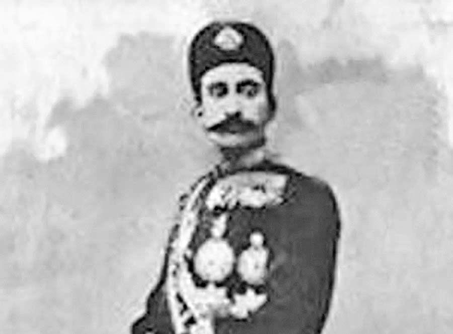 شکست شاهزاده قاجار در همدان
