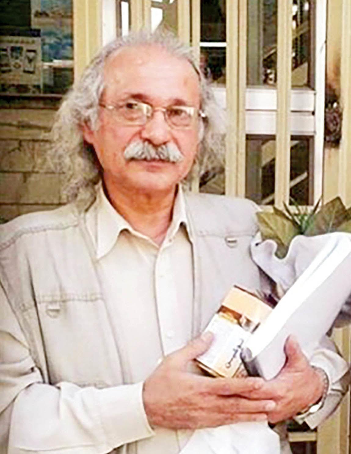 مراسم یادبود احمد ابومحبوب در بهشت زهرا