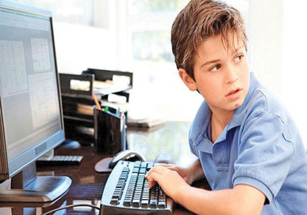 خطرات آنلاینی که کودکان را تهدید میکند