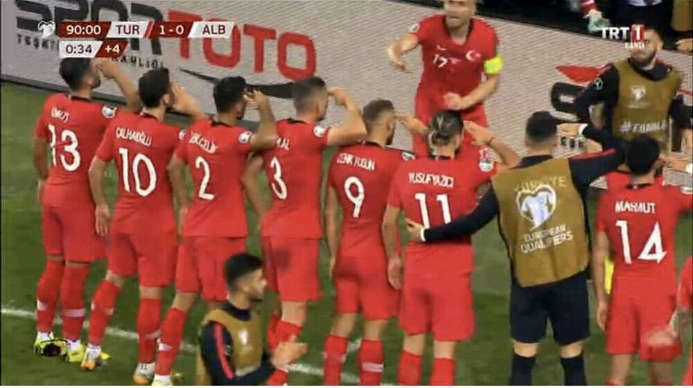 تیم ملی فوتبال ترکیه