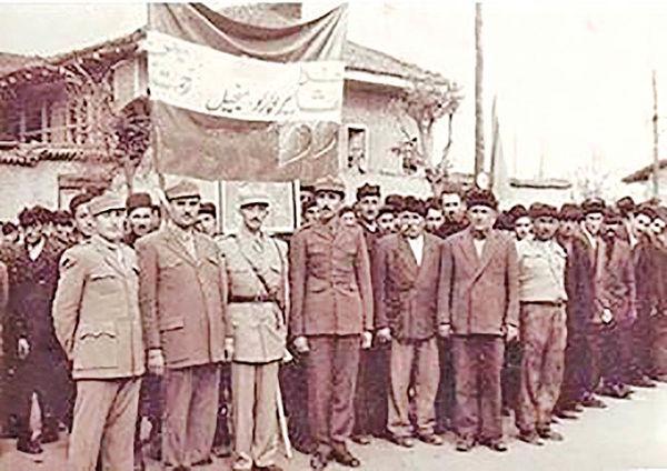نظام زمینداری گیلان در دوره قاجار