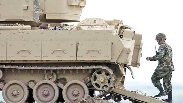 کمک هوش مصنوعی به ارتش آمریکا