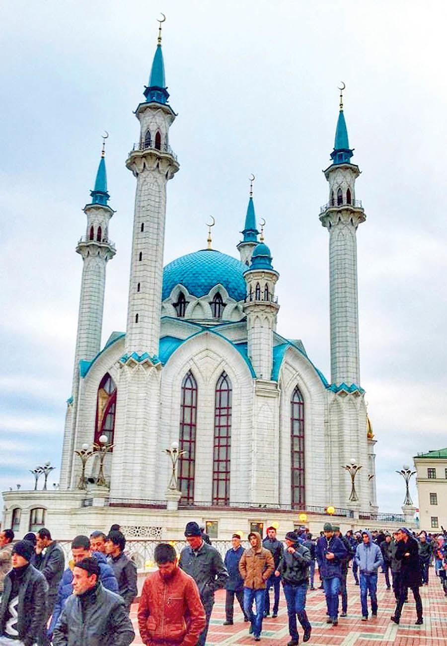 توسعه گردشگری ایران با جمهوریهای مسلمان روسیه