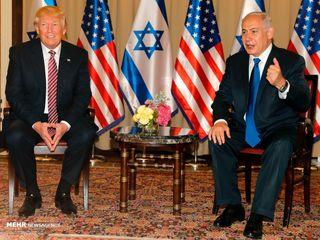 فرش ایرانی در دیدارهای ترامپ