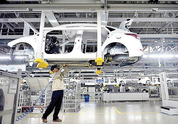 بازگشت رونق به بازار خودروی چین