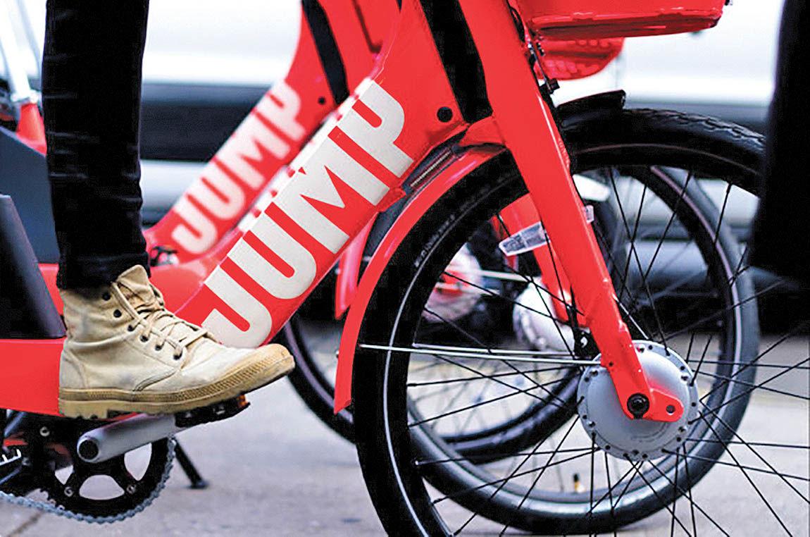 «اوبر» به دنبال استفاده از دوچرخههای خودران است