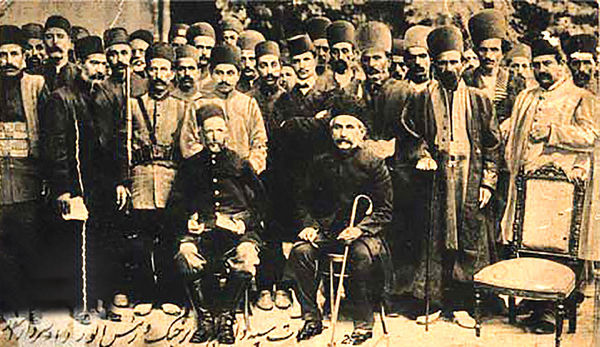 اتحاد جنوبیها و شمالیها علیه حکومت محمدعلی شاه