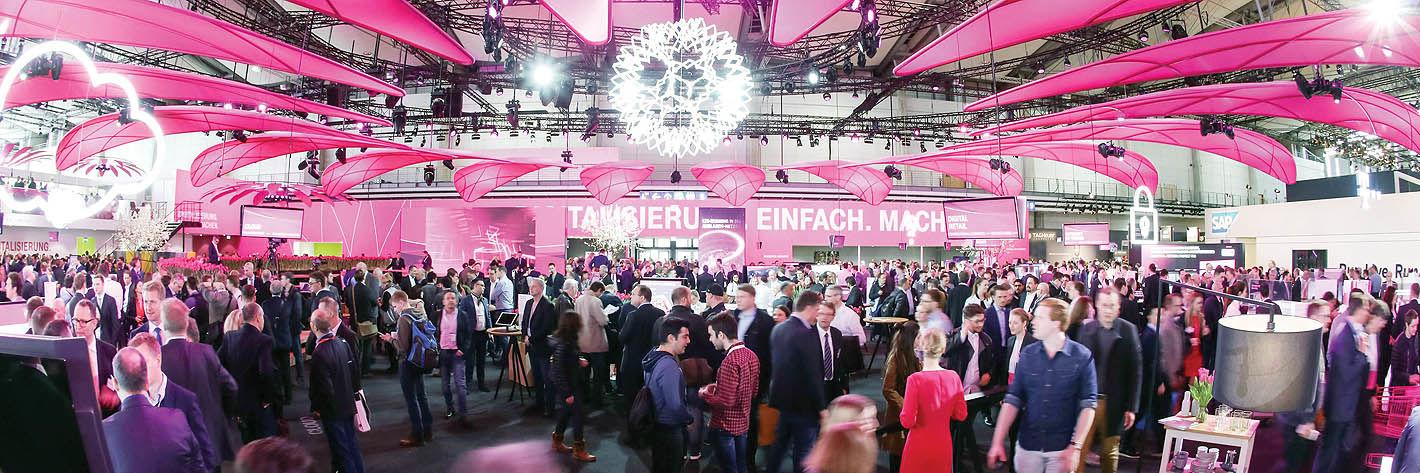 الکامپ به یک نمایشگاه بینالمللی مهم تبدیل میشود؟