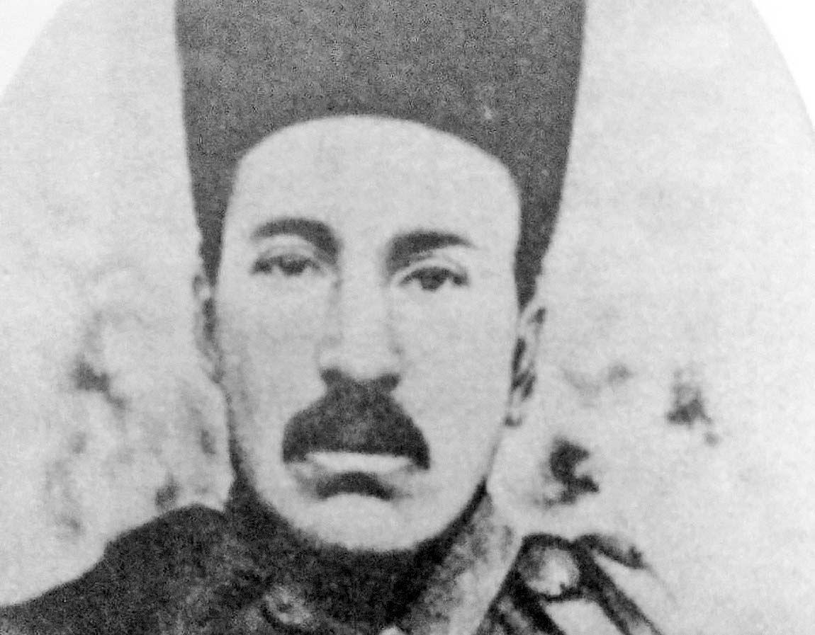 جان باختن یارمحمدخان کرمانشاهی
