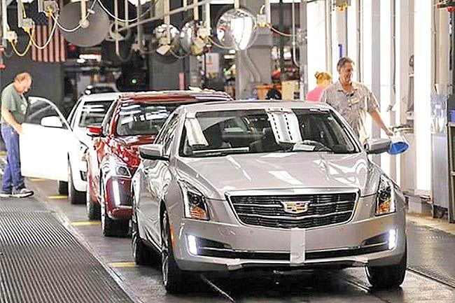 خودروسازی آمریکا در گرداب تعرفهها