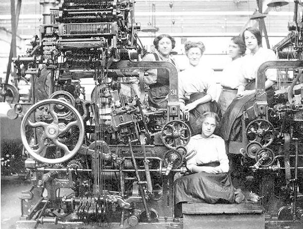 کسی که چرخ انقلاب صنعتی را به حرکت درآورد