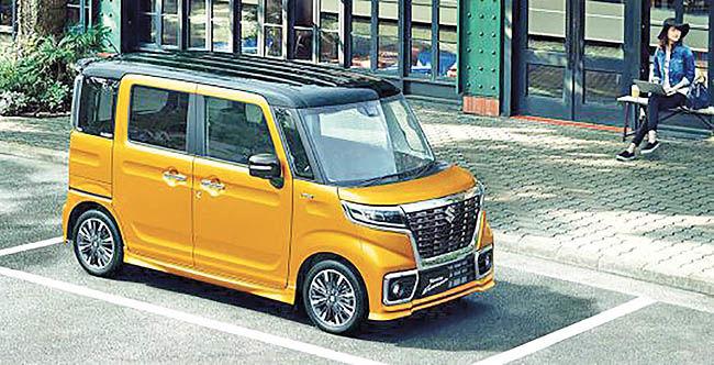 بازار خودروی ژاپن در تسخیر مینیونها