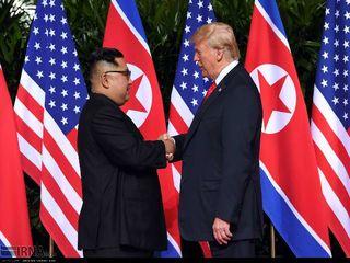 دیدار ترامپ و اون
