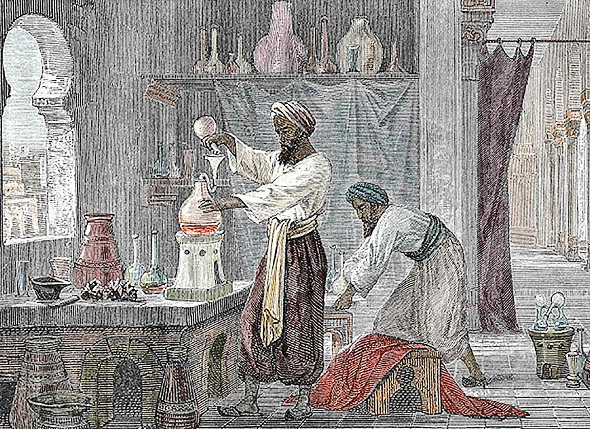 دارو و داروسازی در تاریخ ایران