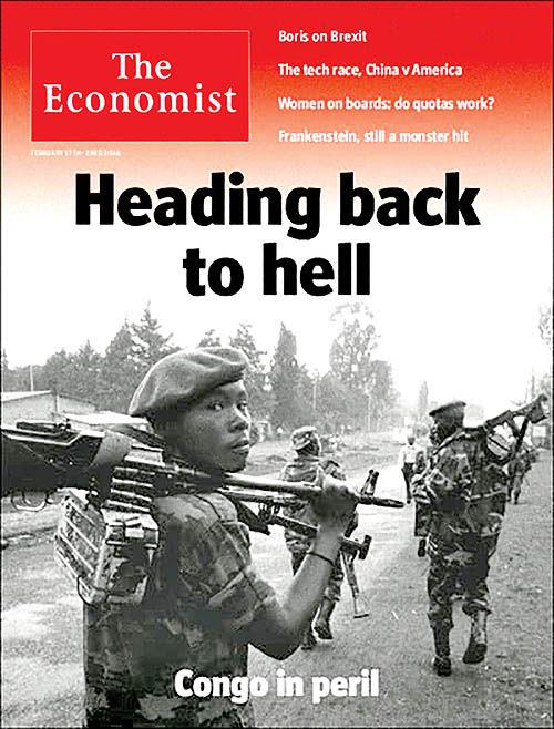 بازگشت کنگو به جاده جهنم