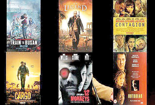 پیشبینیهای کرونایی در جهان سینما