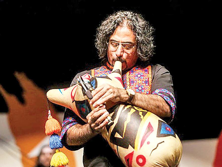 تمجید نشریه اسپانیایی از نوازنده نیانبان ایرانی