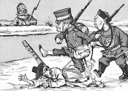 پایان جنگ روسیه و ژاپن ، آغاز انقلاب مشروطه ایران