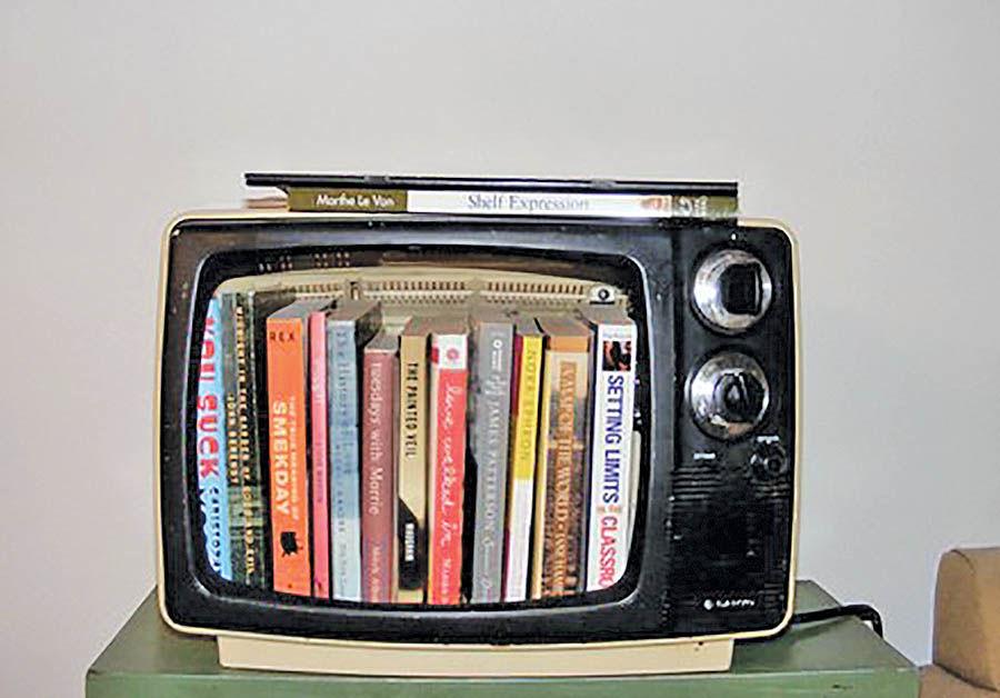 موفقیت سریالهای آمریکایی در رقابت با کتابها