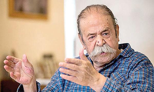 جشن ۸۸ سالگی محمدعلی کشاورز در پردیس «شهرک»