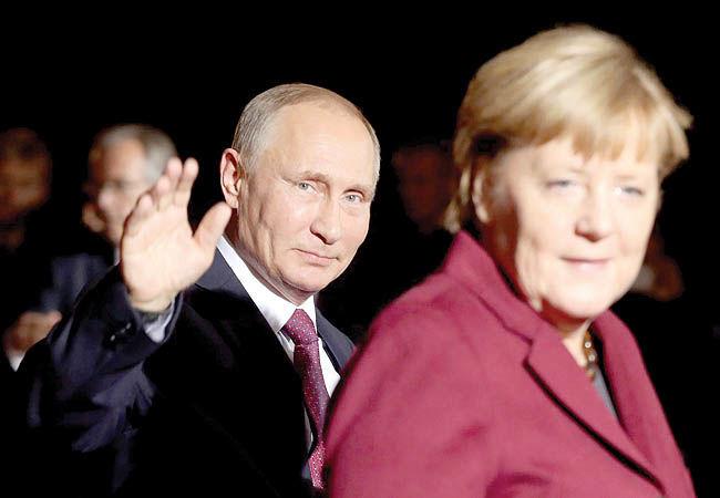 ائتلاف برجامی اروپا و روسیه؟