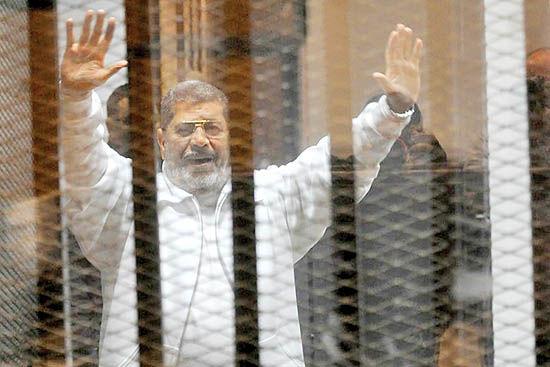 پایان کار رئیسجمهور منتخب مصر