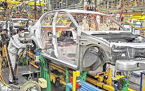 «فن بدل» خودروسازان به تحریمها