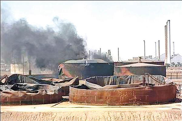 حمله آمریکا و عراق به جزیره خارک