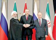 طرح چهار وجهی ایران برای سوریه
