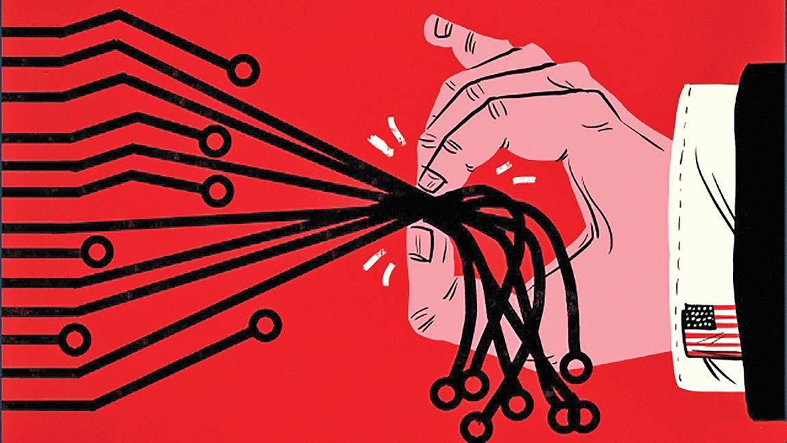 سایه جنگ سرد بر صنعت تکنولوژی