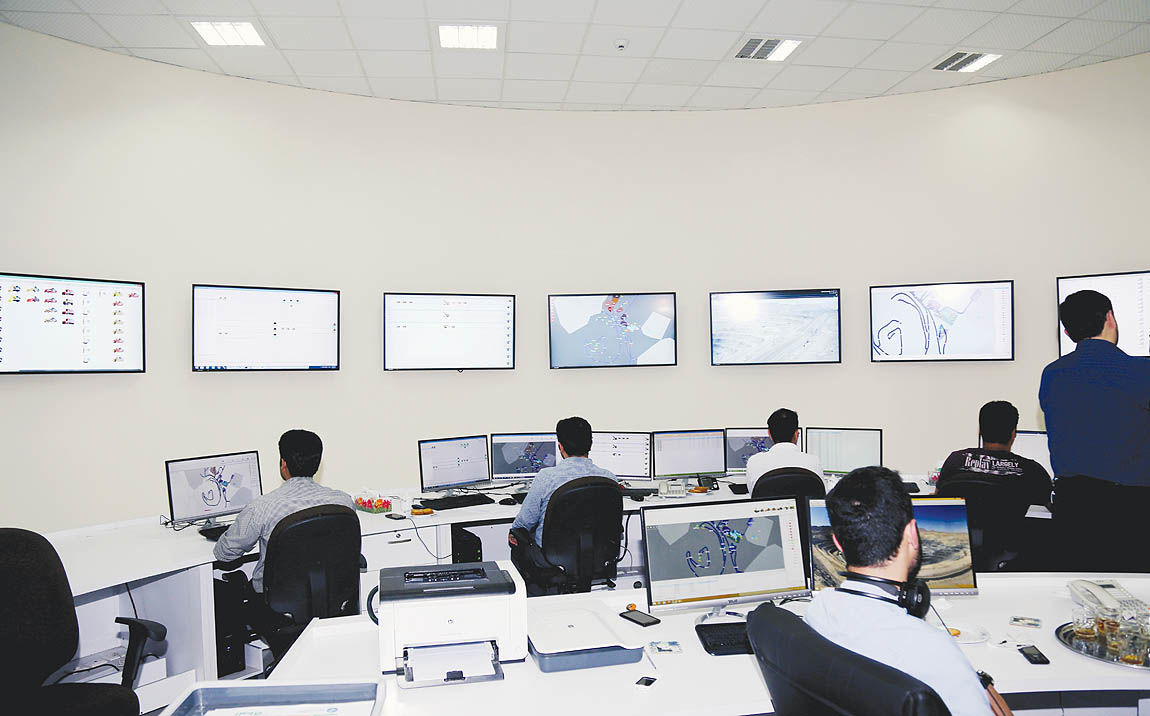 تحول در مدیریت نظارت و کنترل