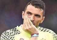 روز وداع اسطوره از فوتبال ایتالیا
