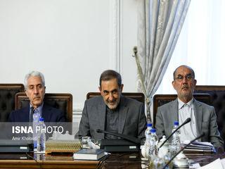 جلسه شورای عالی انقلاب فرهنگی با حضور رییس جمهور