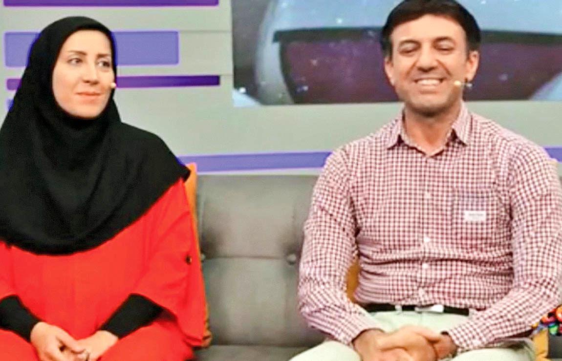 انتقاد صابر ابر به خاطر دعوت ایرج ملکی به تلویزیون